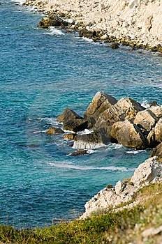 Free Stock Image - Rocky bay
