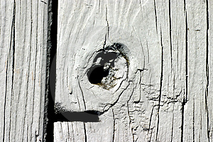 Free Stock Image: Painted Knot Hole Picture. Image: 64566