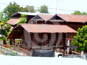 Stock Images - Thai house