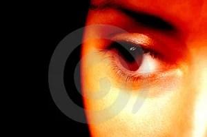 Stock Photo - Got My Eye On You