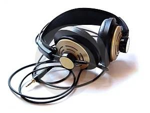 Stock Photo - Headphones