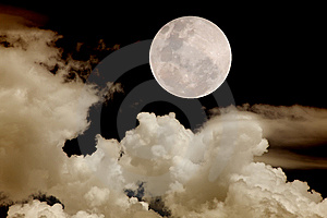 Free Stock Image - Moon