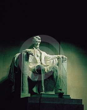 Stock Image - Sitting Statue