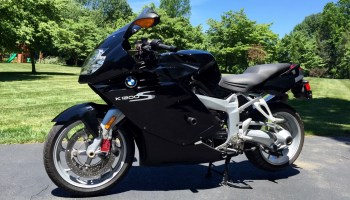 2015 BMW K1300S Motorcycle: One of the Last - free time