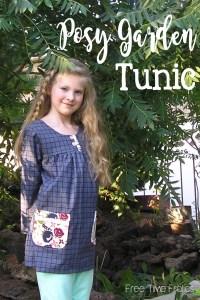 Posy Garden Tunic