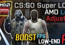 AMD LoD Adjuster / Changer – CS:GO LoD change