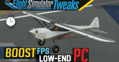 Flight Simulator 2020 Tweaks Utility