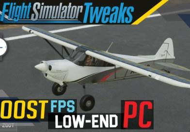 Flight Simulator 2020 Tweaks Utility