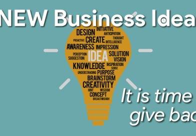 NEW Business Ideas!