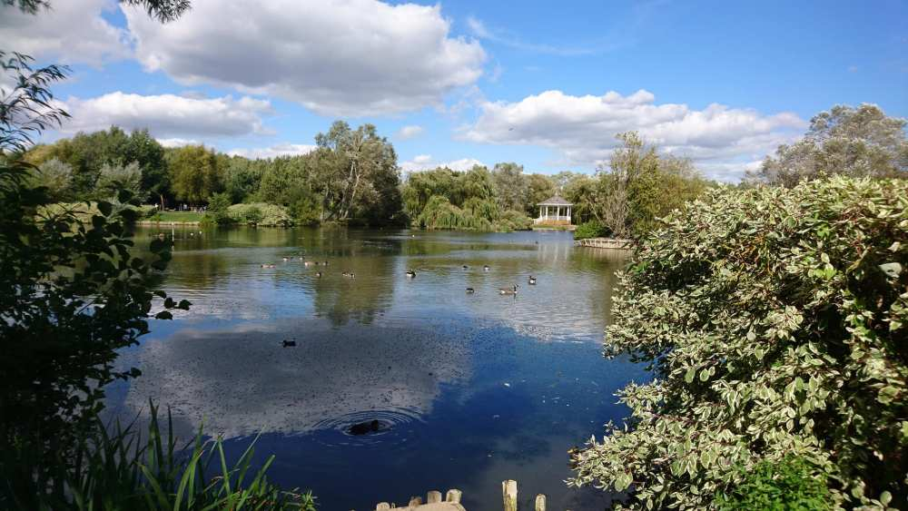 Watermead Lake walk, Aylesbury, Bucks | Review by Free Time with the Kids | Where can you feed the ducks in Aylesbury