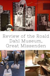 The Roald Dahl Museum Review | Family Days out | Buckinghamshire | Free Time with the Kids