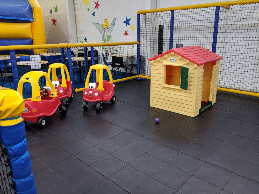 Whizz Kidz Thame Review | Free Time with the Kids | Things to do Oxfordshire
