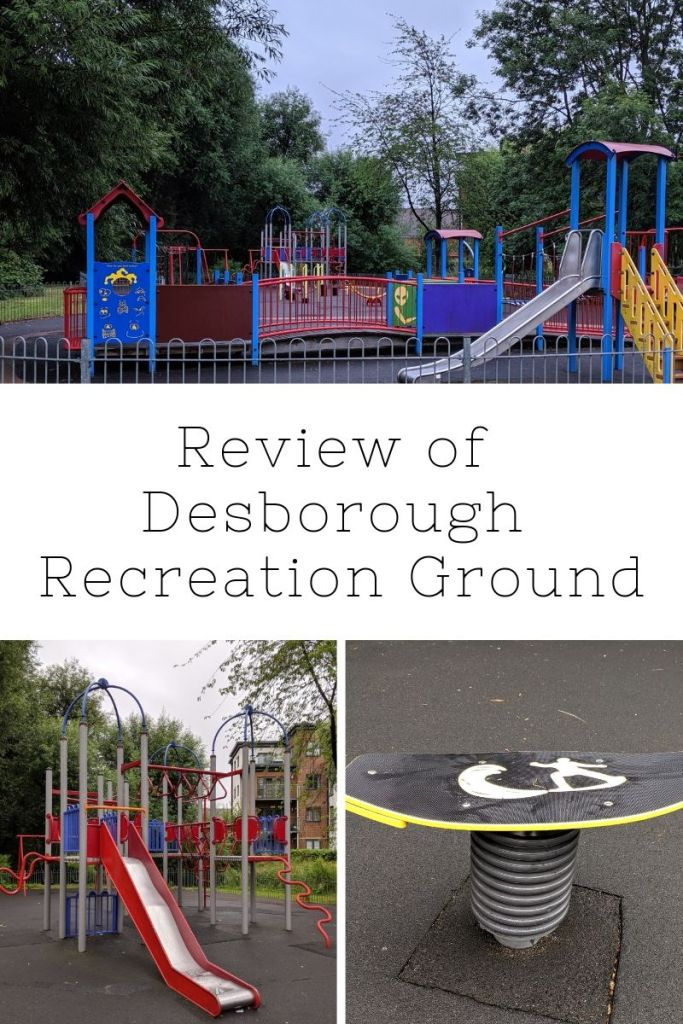 Desborough Recreation Ground | High Wycombe | Buckinghamshire | Free Time with the Kids