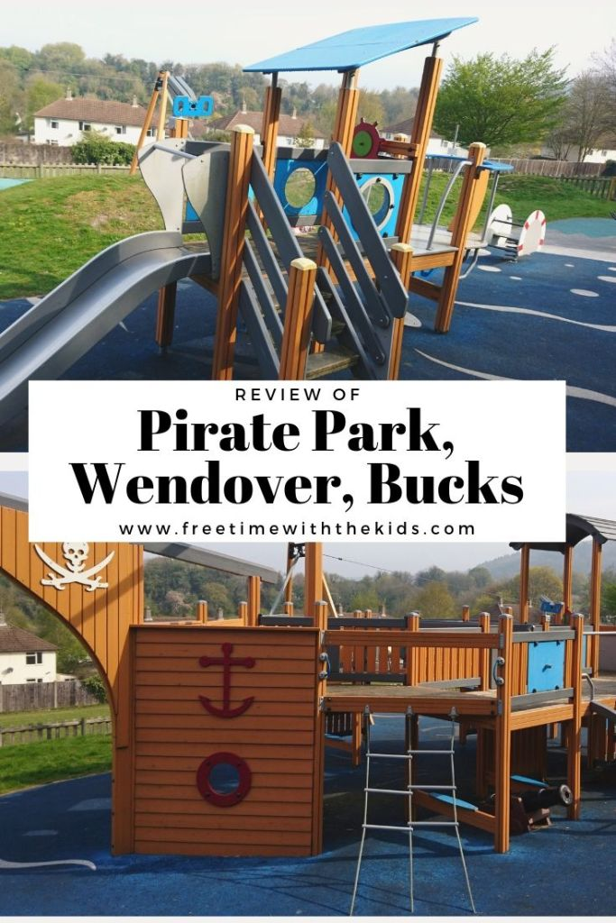Pirate Park Review | Wendover | Bucks | Free Time with the Kids