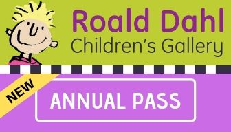 Roald Dahl Childrens Gallery Review | Bucks County Museum | Free Time with the Kids