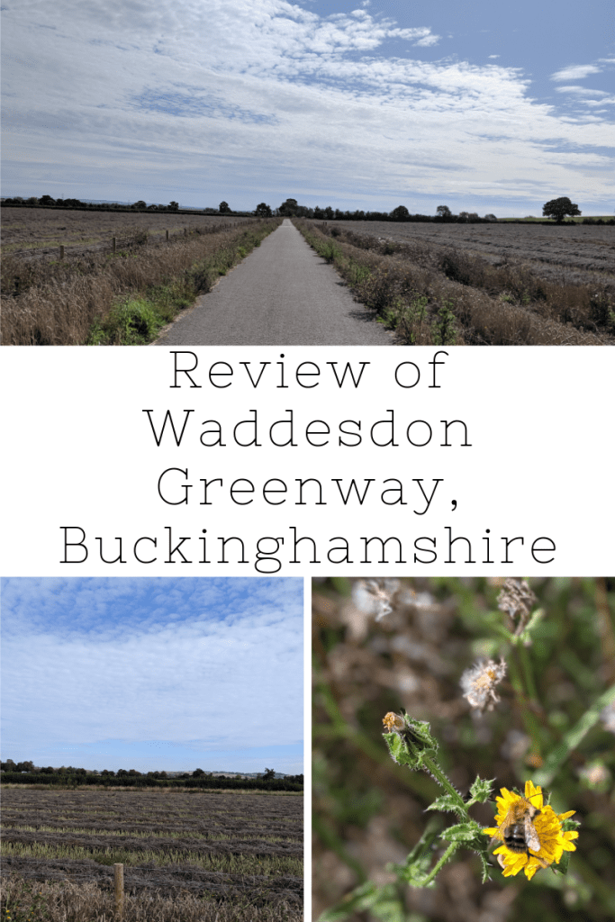 Waddesdon Greenway Review | Buckinghamshire | Free Time with the Kids