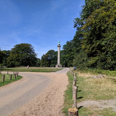 Ashridge Monument | Review | Hertfordshire | Free Time with the Kids