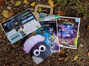 Shaun the Sheep Glow Trail | Wendover Woods, Buckinghamshire | Free Time with the Kids