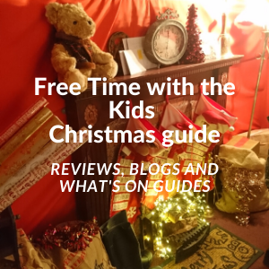 Christmas events in Hertfordshire | Family friendly events | Free Time with the Kids
