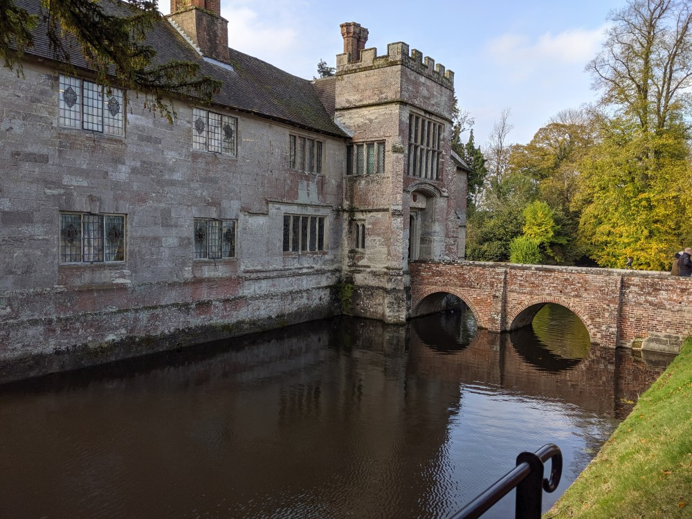 Baddesley Clinton Review | Free Time with the Kids