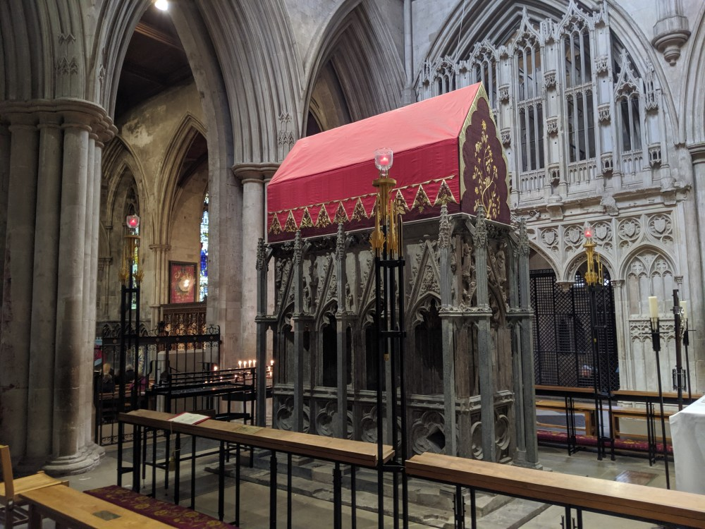 St Albans Cathedral Review | Hertfordshire | Free Time with the Kids