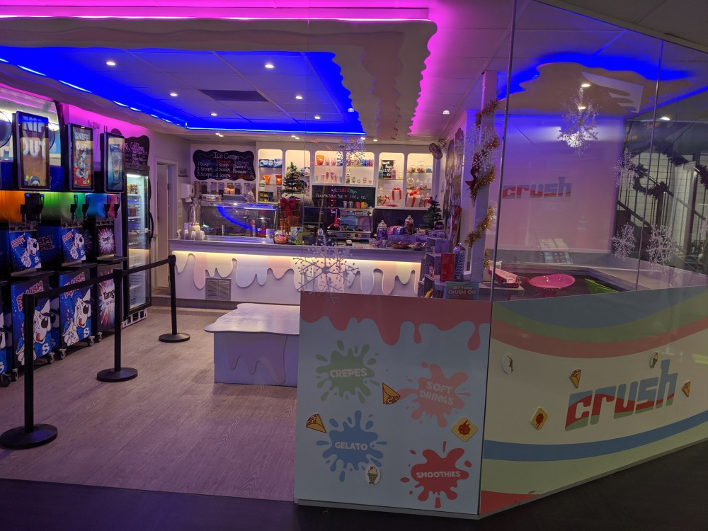 Rush High Wycombe Review | Free Time with the Kids