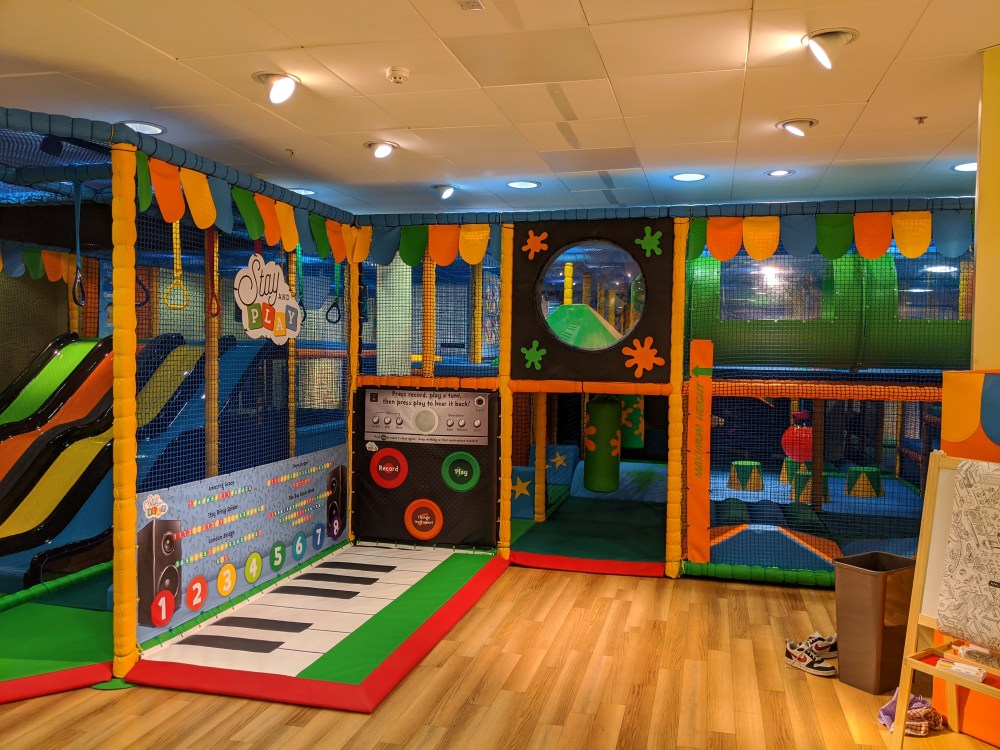 Stay and Play Aylesbury Review   Free Time with the Kids