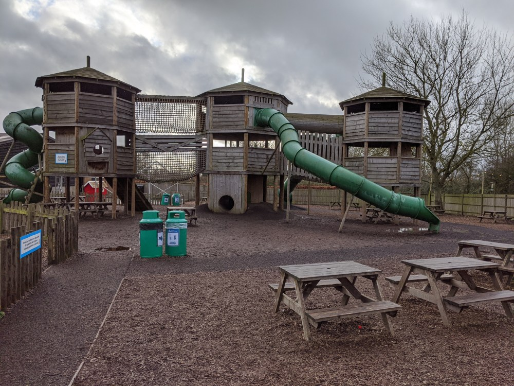 Mead Open Farm's adventure playground | Free Time with the Kids
