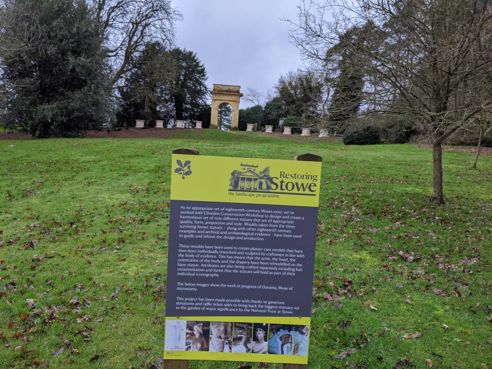 Stowe Landscape Garden Review | Stowe House Review | Free Time with the Kids