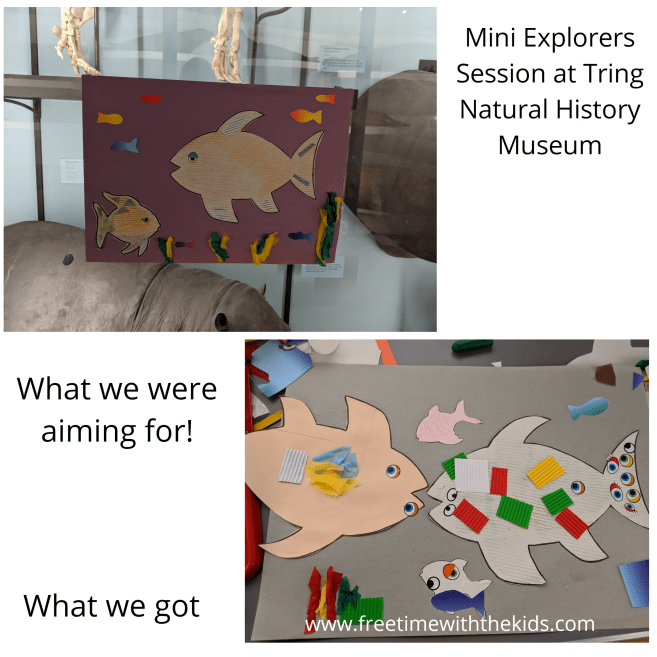Mini explorers at Tring natural history museum | Review by Free Time with the Kids