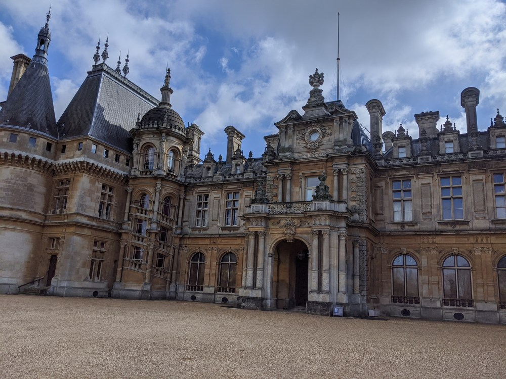 Waddesdon Manor Review | Buckinghamshire | Free Time with the Kids