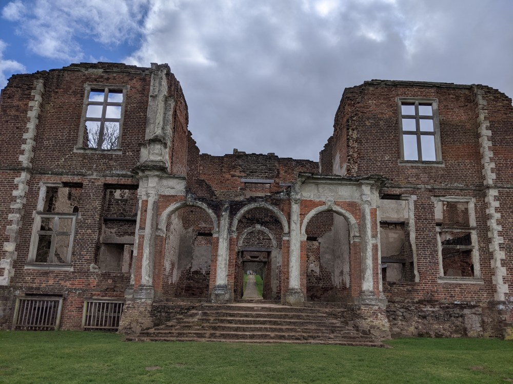 Houghton House Review, Ampthill, Bedfordshire | Free Time with the Kids