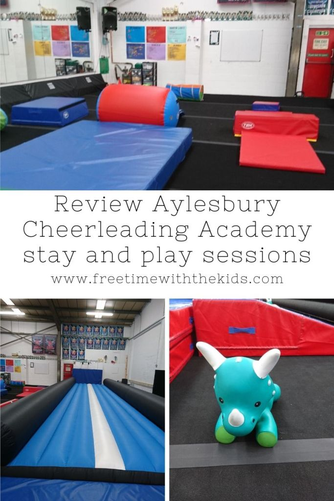 aylesbury cheerleading academy | Review by Free Time with the Kids