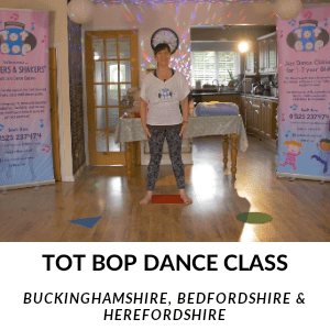 Tot Bop online children's dance classes review | Buckinghamshire, Bedfordshire, Hertfordshire | Free Time with the Kids