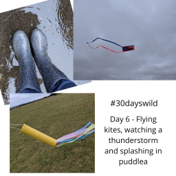 #30dayswild ideas | Free Time with the Kids