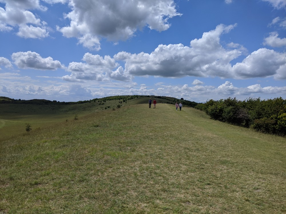 Ivinghoe Beacon Review, Hertfordshire | Review by Free Time with the Kids