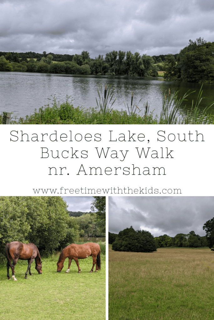 Family walk along the South Bucks Way near Shardeloes Lake | Amersham to Little Missenden Walk, Buckinghamshire | Review by Free Time with the Kids