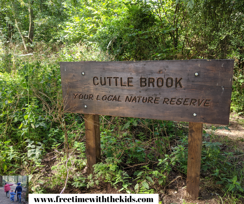 Cuttle Brook Nature Reserve Thame | Review by Free Time with the Kids | Free things to do in Oxfordshire | Local nature reserves