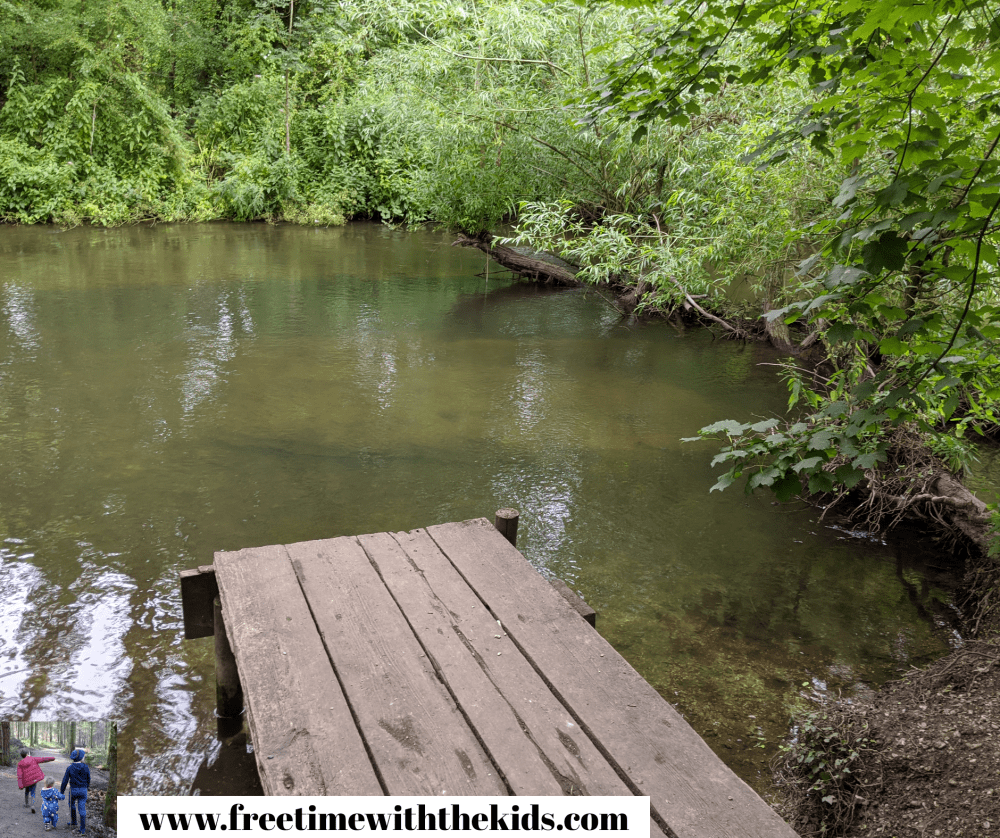 Rickmansworth Aquadrome Review, Hertfordshire | Review by Free Time with the Kids | Free and cheap things to do in Hertfordshire with children.