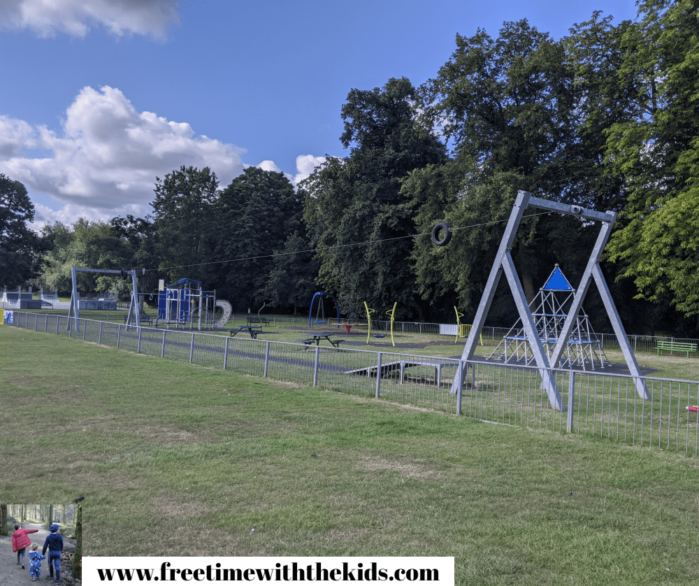 Parsons Road Recreation Ground | Leighton Buzzard | Bedfordshire | Review by Free Time with the Kids