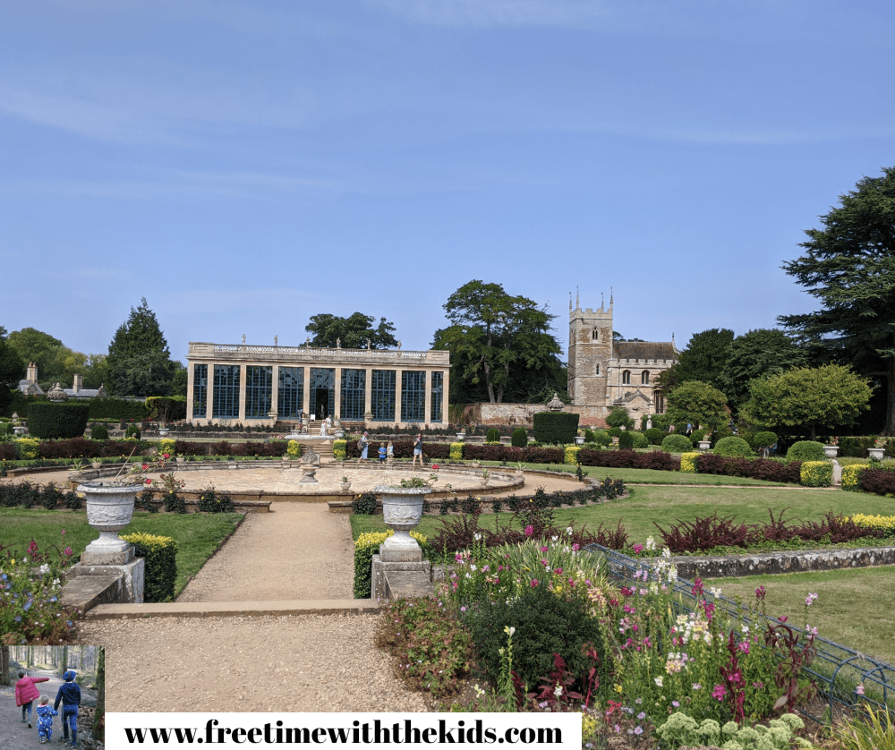 Belton House Review | National Trust property | Review by Free Time with the Kids