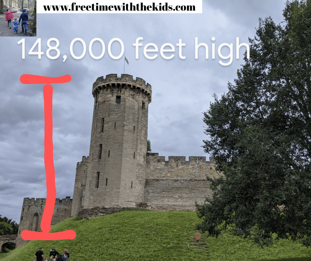 Guy's Tower, Warwick Castle | Review by Free Time with the Kids