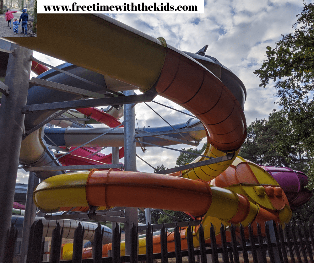 Coral Reef Waterworld Review | Bracknell, Berkshire | Swimming pools in Bracknell | Things to do indoors with the children | Review by Free Time with the Kids