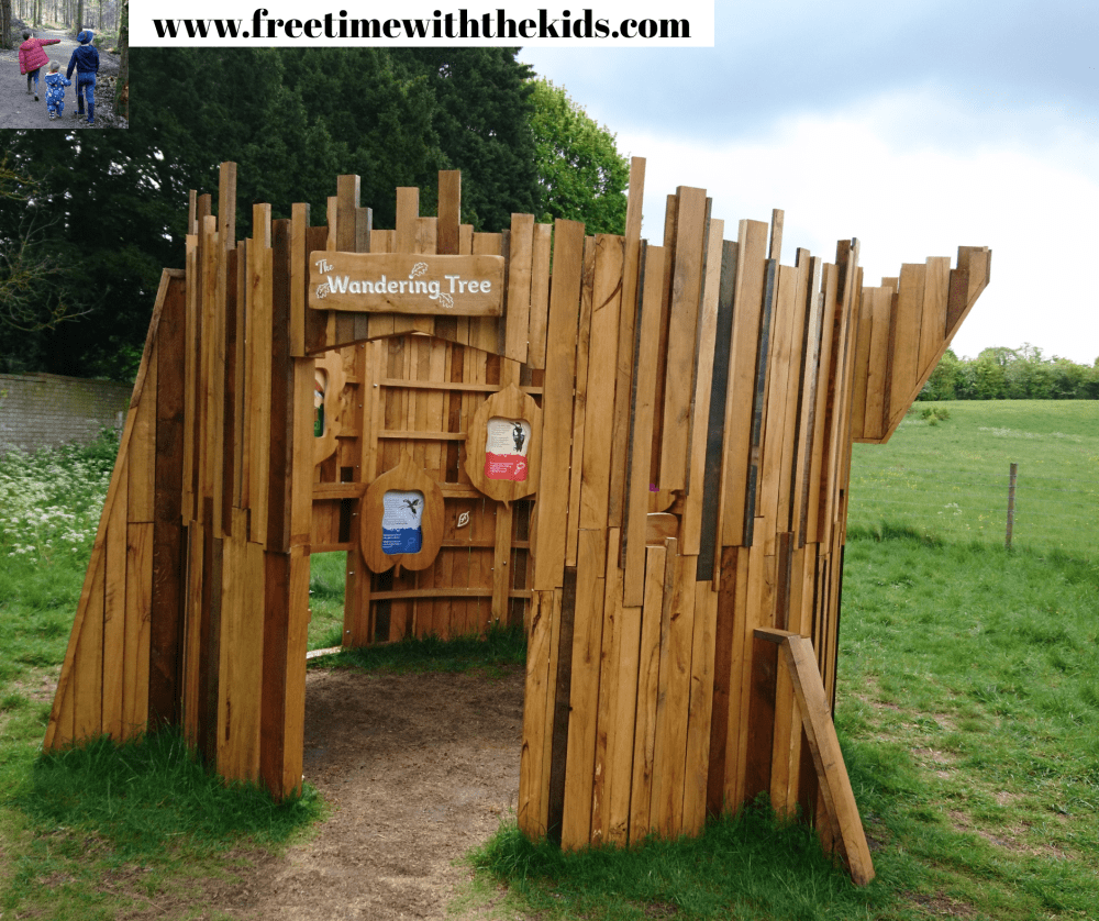 Treasure Map Trails Tring, Hertfordshire | Cheap family walks in Herts | Free Time with the Kids
