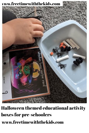 Toddler and pre-school activity ideas | Free Time with the Kids