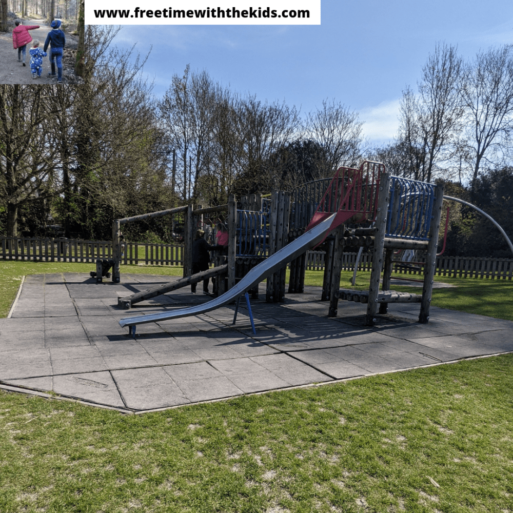 St Dunstan's Park & Playground | Monks Risborough, Buckinghamshire | Review by Free Time with the Kids
