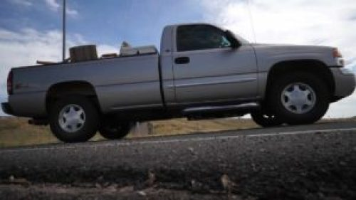 Interstate 76! Hill Rose Colorado! Interstate Sound Effects