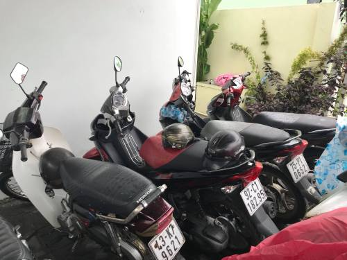 Where to rent a motorbike in Hoi An