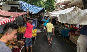 Farmers markets (Feiras) in Rio de Janeiro