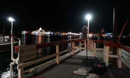 Balboa Island Ferry Newport Beach